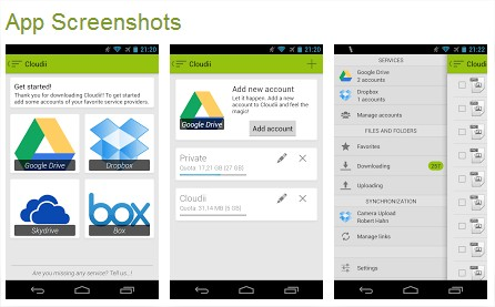 Cloudii - Android Apps on Google Play - Google Chrome